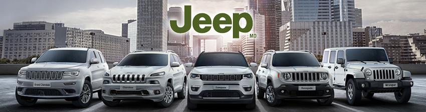 Jeep d'occasion, usagés et démonstrateurs