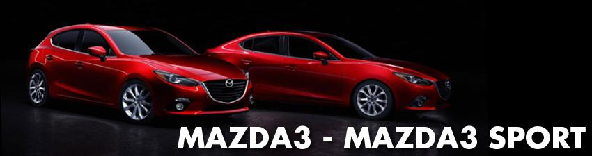 Mazda3 et Mazda3 Sport d'occasion, usagés et démonstrateurs