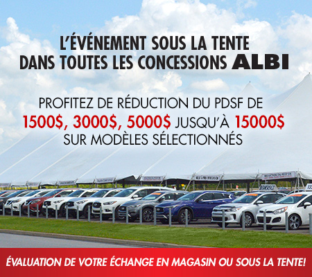 Concessionnaires de véhicules d'occasion au Québec